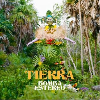 BOMBA ESTÉREO lanza su EP titulado TIERRA