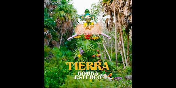 Lee más sobre el artículo BOMBA ESTÉREO lanza su EP titulado TIERRA