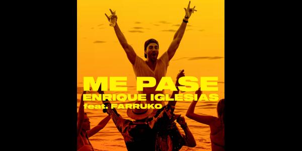"""Lee más sobre el artículo El exitoso sencillo de ENRIQUE IGLESIAS, """"ME PASÉ"""", encabeza las listas en todo el mundo"""