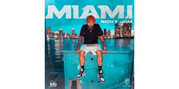 """Lee más sobre el artículo NICKY JAM es seducido por la tentación en su nuevo sencillo """"MIAMI"""""""