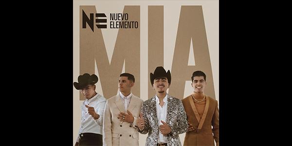 """Lee más sobre el artículo NUEVO ELEMENTO la primera boy band del regional mexicano presenta su segundo sencillo """"MÍA"""""""