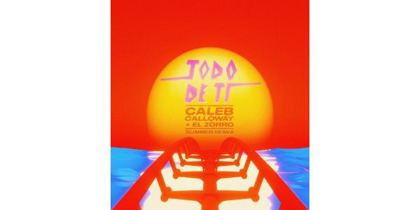 """Lee más sobre el artículo RAUW ALEJANDRO lanza su sencillo """"TODO DE TI SUMMER REMIX"""" junto a CALEB CALLOWAY"""