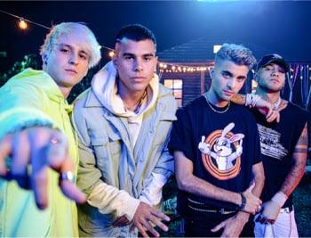 """CNCO estrena provocativo video de su sencillo """"TOA LA NOCHE"""""""
