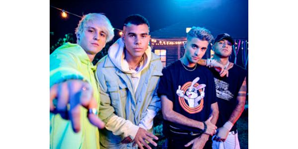 """Lee más sobre el artículo CNCO estrena provocativo video de su sencillo """"TOA LA NOCHE"""""""