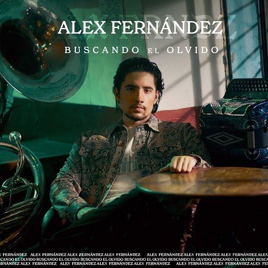 """Con mezcla de mariachi y sierreño ALEX FERNÁNDEZ da forma a su propio legado lanzando """"BUSCANDO EL OLVIDO"""" iniciando una nueva etapa en la carrera de el heredero del mariachi"""