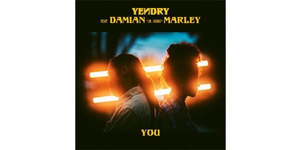 """Lee más sobre el artículo La cantautora Afro-Dominicana YEИDRY colabora con DAMIAN MARLEY en su nuevo sencillo """"YOU"""""""