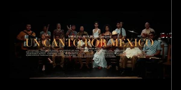 Lee más sobre el artículo NATALIA LAFOURCADE presenta el cortometraje musical UN CANTO POR MÉXICO en exclusiva para Facebook