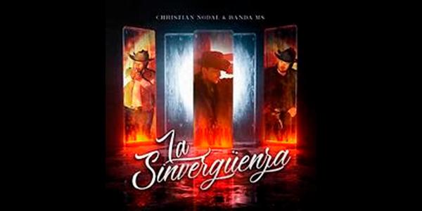 """Lee más sobre el artículo CHRISTIAN NODAL junto a BANDA MS presenta su nuevo sencillo """"LA SINVERGÜENZA"""""""