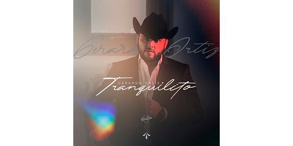 """Lee más sobre el artículo GERARDO ORTÍZ regresa al #1 de las listas de Billboard con su exitoso corrido """"TRANQUILITO"""""""